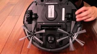 SmartClean Robotic Vacuum - Error Codes
