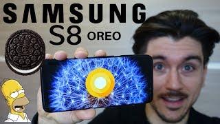 Android OREO 8.0 su Samsung S8 | Seconda parte (grazie a voi)