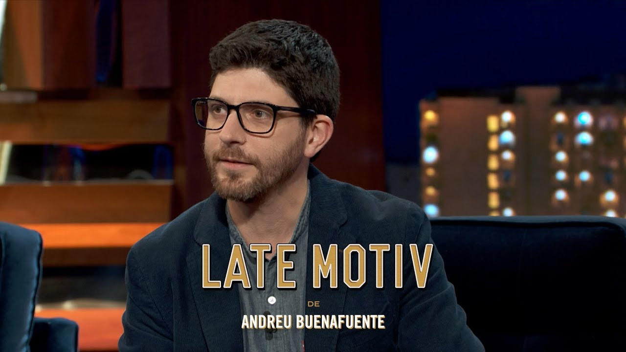 "Anabel Alonso Tetas late motiv - jose a. pérez ledo. ""un lugar al que volver""   #latemotiv530"