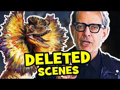 10 DELETED & CENSORED Scenes From Jurassic World Fallen Kingdom