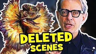 10 DELETED & CENSORED Scenes From Jurassic World Fallen Kingdom