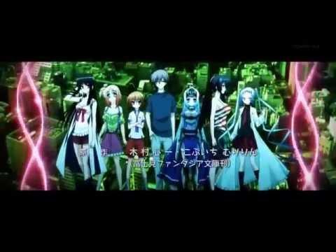 kore wa zombie desu ka of the dead Opening 1