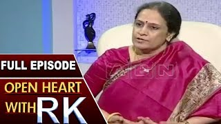 Singer SP Sailaja Open Heart With RK | Full Episode | ABN Telugu