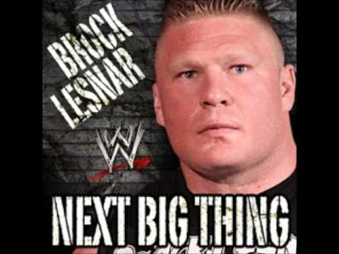 "WWE: Brock Lesnar New Theme 2012 ""Next Big Thing"" [CDQ + Download Link]"