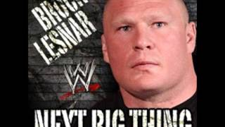 """WWE: Brock Lesnar New Theme 2012 """"Next Big Thing"""" [CDQ + Download Link]"""