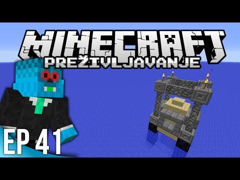 Minecraft: Preživljavanje #41 - VODENA DIMENZIJA