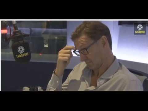 Tony Adams Arsenal Will Be Mid Table Sober On talkSPORT 2017