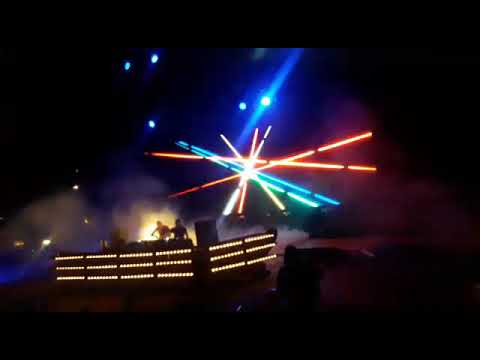 Above and beyond live 2017 red rocks CO