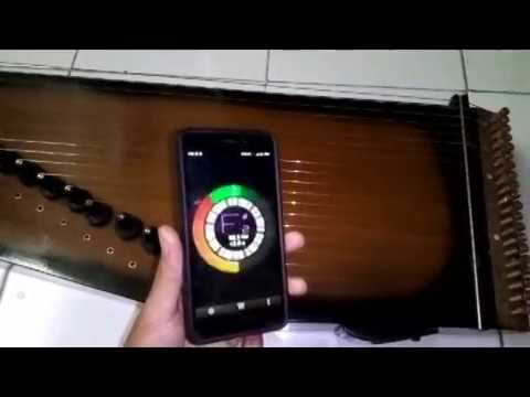 Cara Stel Stem Kecapi dengan Handphone atau Tuner Gitar #1