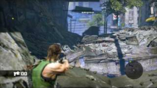 Bionic Commando HD gameplay