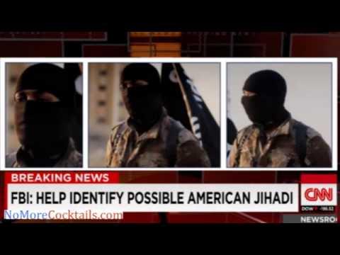 FBI wants public's help identifying ISIS jihadist in execution video