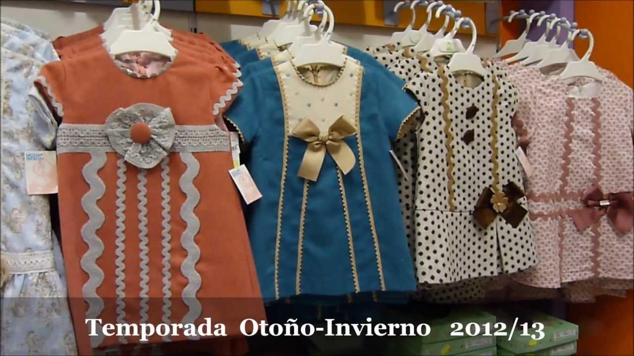 5da747f4b Moda Infantil PICARINES, Algeciras, Ropa Bebe, Otoño-Invierno 2012