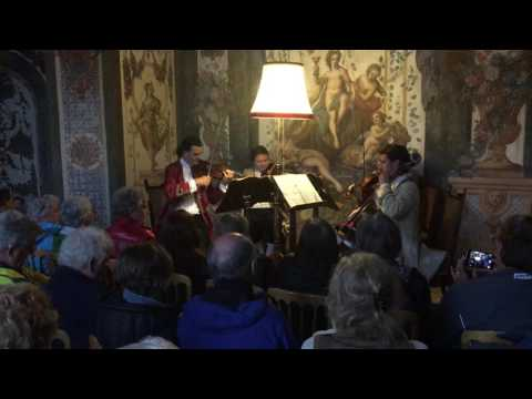 Mozart House Vienna Private Concert for MPr