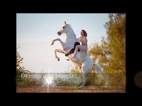 Debora und Maroun 2015 - schöne gemeinsame Momente!  Ein bunter Mix aus diesem Jahr : )