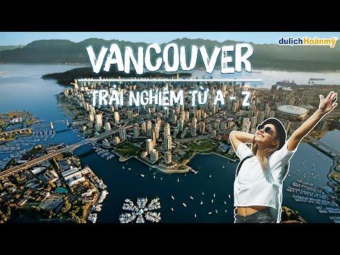 Vancouver thành phố du lịch lý tưởng của thế giới   Du lịch Canada   Du lịch Hoàn Mỹ