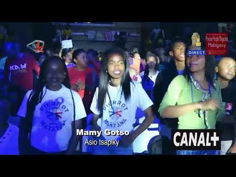 Mamy Gotso - Asio tsapiky (Live Tv Plus 2017)