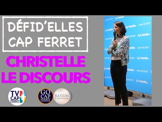 DÉFID'ELLES - Christelle Gauzet De Koh-Lanta au Raid pour la fondation Keep A Breast - Cap Ferret