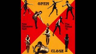 fela kuti open and close short edit