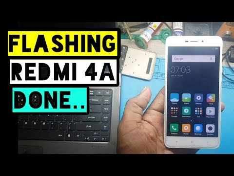 cara-flashing-xiaomi-redmi-4a