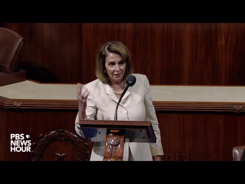 Watch Live: Paul Ryan and Nancy Pelosi speak live about Congressional baseball shooting