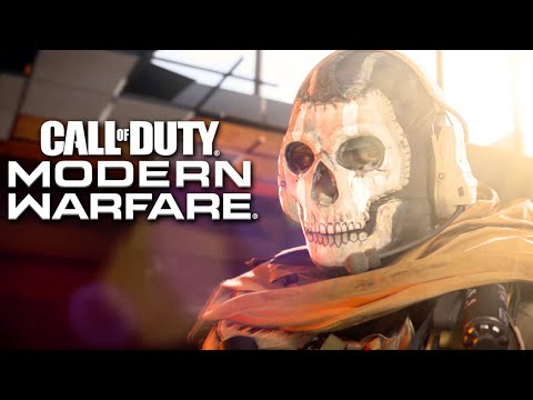 Call Of Duty Modern Warfare - Season 2 In Game Cinematic Trailer