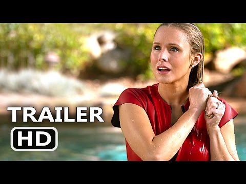 CHiiPs 2017 Official Trailer (2017) Kristen Bell Comedy Movie HD