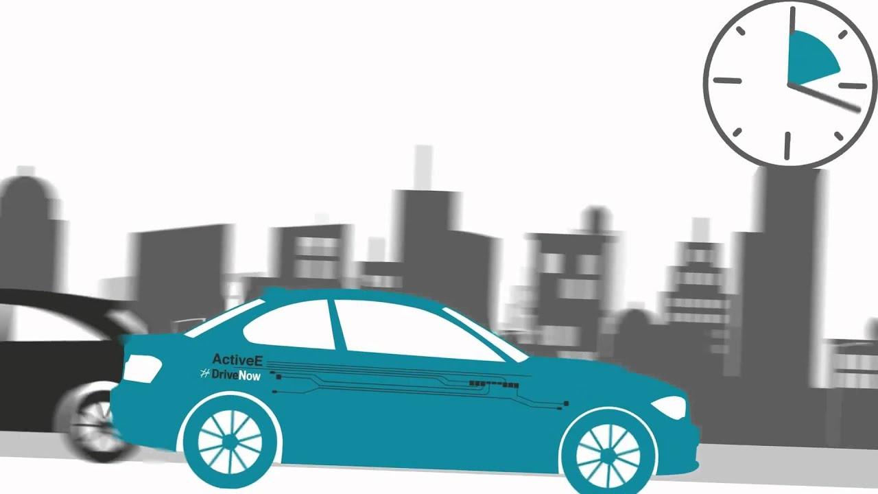 Ev Car Sharing Drivenow In San Francisco