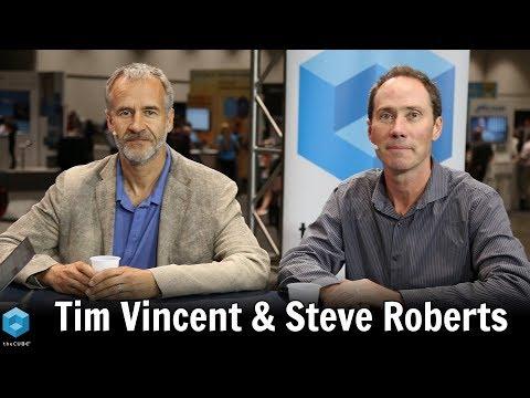 Tim Vincent & Steve Roberts, IBM | DataWorks Summit 2018