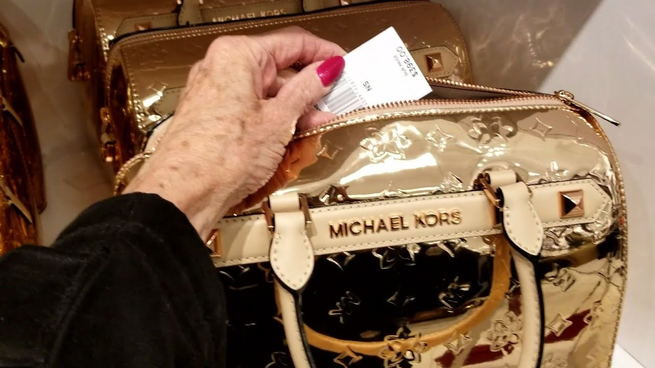 Michael Kors SALE 60, 70 & 80% OFF Plus Additional 20% OFF EVERYTHING!