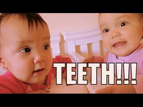 4 Little Teeth- January 12, 2015  ItsJudysLife Vlogs