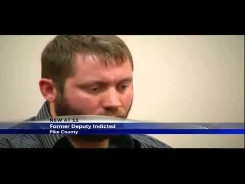 Pike County, Ohio deputy charged with...