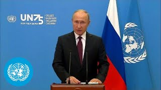 🇷🇺 Russia - President Addresses General Debate, 75th Session
