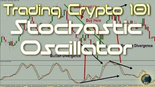 Trading Crypto 101: Stochastic Oscillator