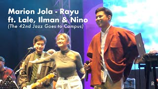 Marion Jola Rayu The 42nd Jazz Goes To Cus 2019