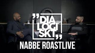 """Nabbe Roastlive,#52, """"Jag kastar aldrig första stenen"""""""