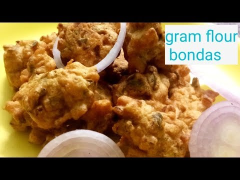 gram-flour-bonda-recipe-||-snacks-recipe-|-easy-bonda-recipe