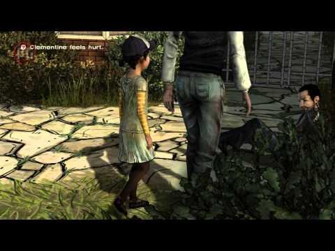 Прохождение The Walking Dead: The Game [Весь первый сезон]
