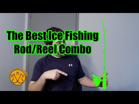 The BEST Ice Fishing Rod/Reel Combo ( BEST BANG FOR BUCK)
