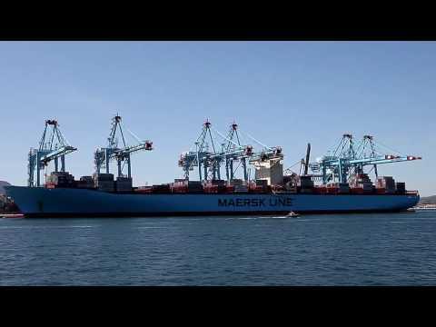Mersin - Turkey & Algeciras - Spain Video