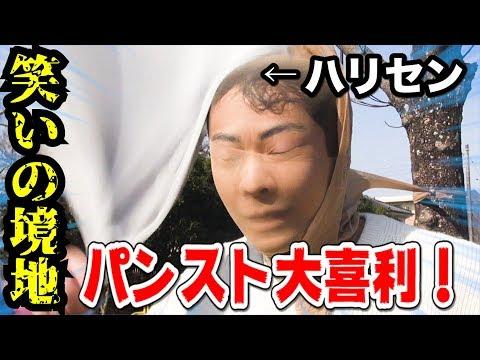 【神回】パンスト相撲×大喜利で大爆笑したったwww