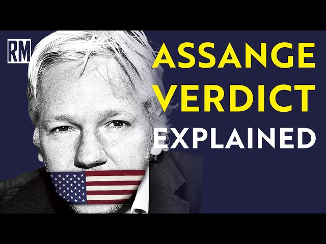 Assange Verdict: What Does It Really Mean?