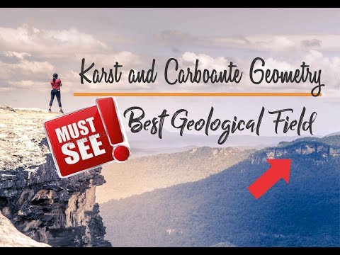 BEST! The World Class Geological Field of Carbonate Geometry and Karst #2