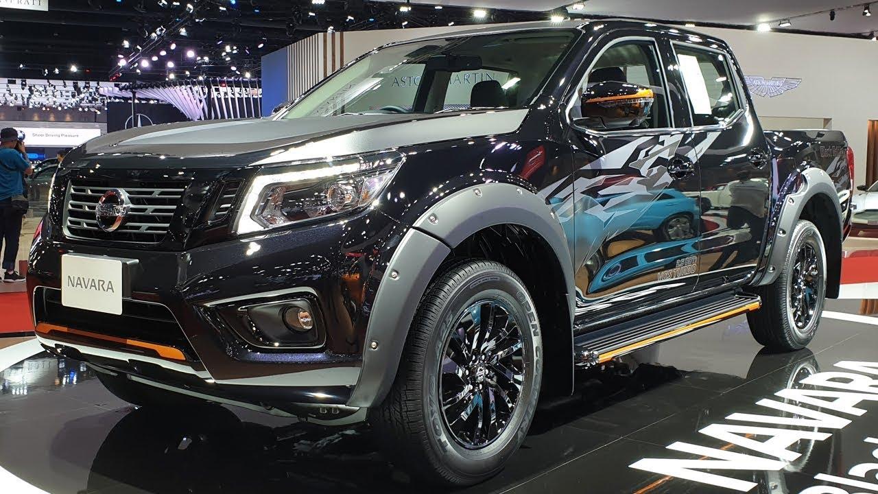 Nissan Navara 2019 Double Cab Calibre El 7at Black Edition ราคา 950 000 บาท