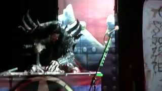 HD Lordi - How to Slice a Whore - Live Milano 04/03/2015