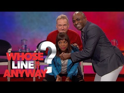 Aisha Tyler Needs An Umpire   Whose Line Is It Anyway?