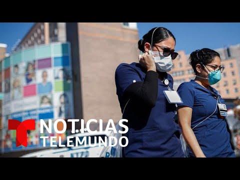 Noticias Telemundo: Coronavirus,