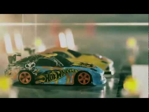 Mattel Hot Wheels Drift Radio Control Cars Youtube