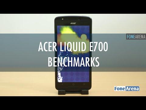 Acer Liquid E700 Benchmarks