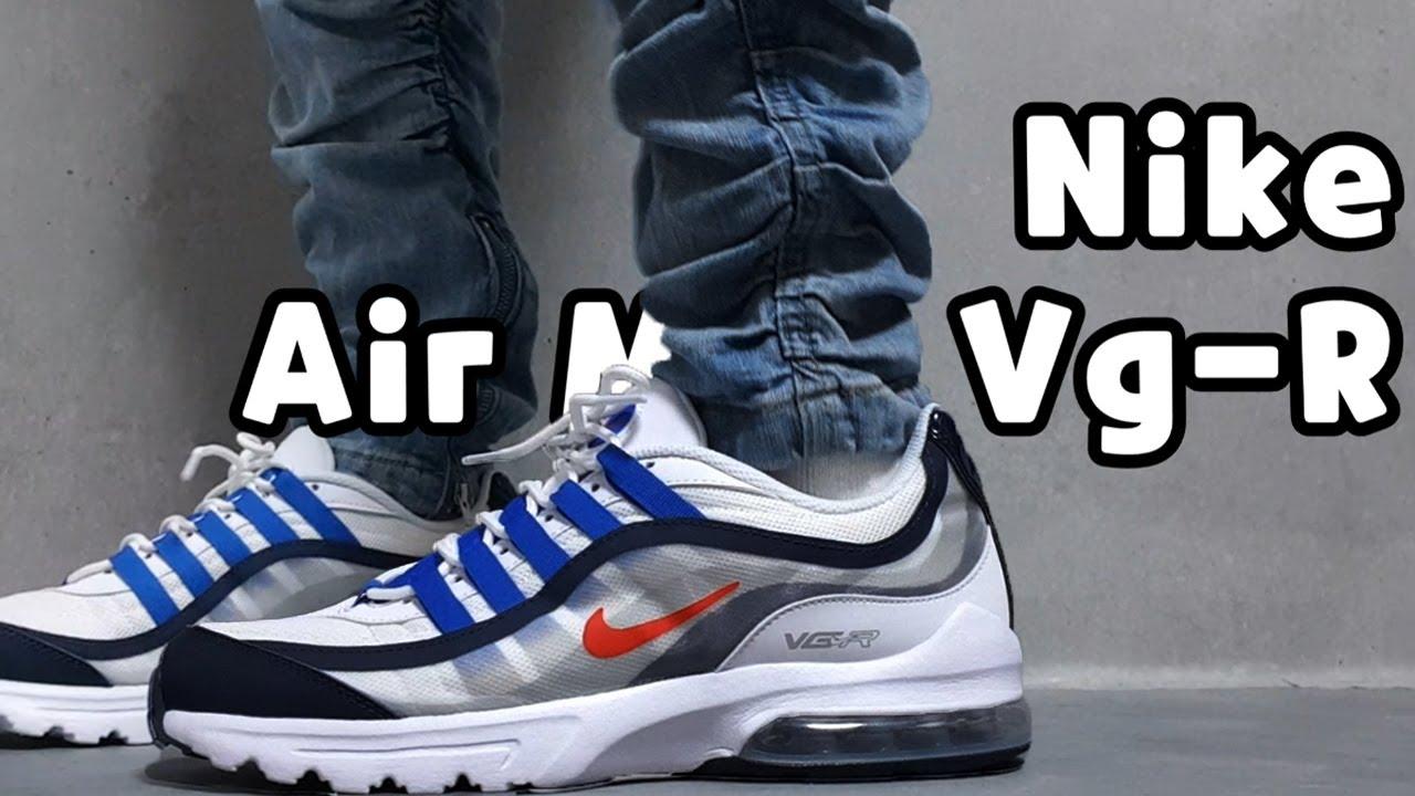 (4K) Nike Air Max Vg-R unboxing/Nike Air Max Vg-R on feet review
