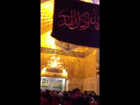 Imam Hussain shrine 2
